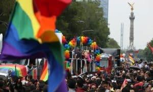 Marcha del Orgullo Gay 2019 en la CDMX