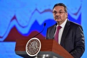 Octavio Romero Oropeza presentó el plan de negocios para rescatar a Pemex. Foto: Especial
