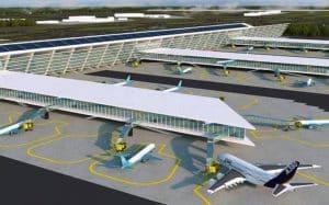 Resolutivo de Impacto Ambiental para el Aeropuerto en Santa Lucía. Foto: Especial