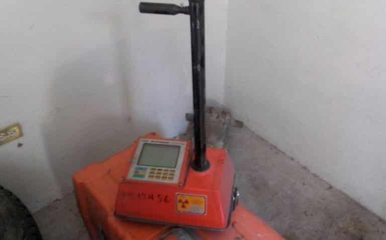 Roban fuente radioactiva en Reynosa