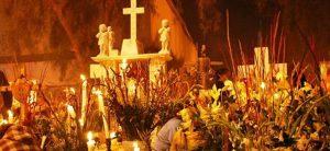 Actividades en Mixquic para día de muertos