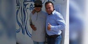 Presunto asesino del alcalde de Valle de Chalco