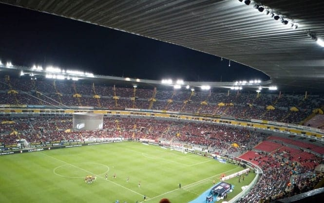 Atlas jugará a puerta cerrada en el Estadio Jalisco