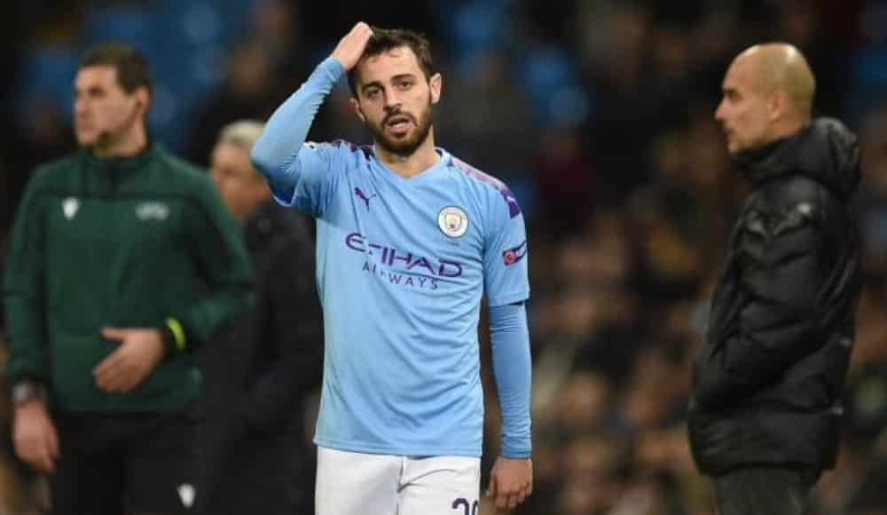 Manchester City suspendido de la Champions League