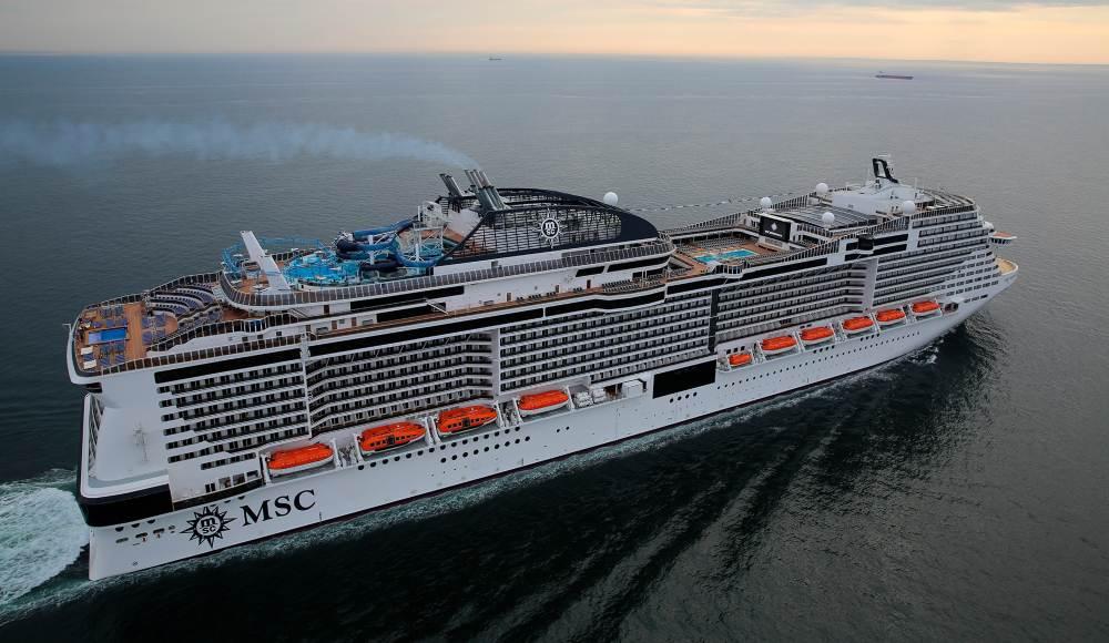 Mexico recibirá al crucero meraviglia