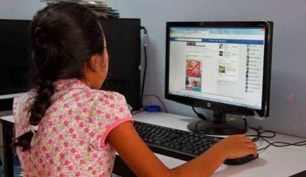 riesgos en la era digital para las niñas