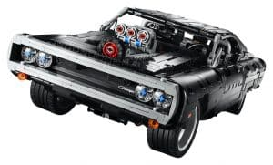 Dodge Challenger Lego