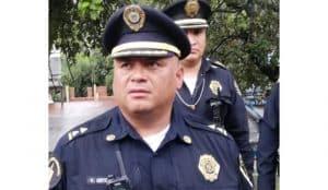 Muere mando de la policía de la CDMX por COVID-19