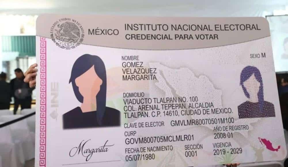 INE verificará que en la vacunación de COVID-19 no sean fotografiadas las Credenciales para Votar