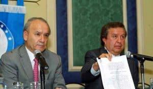 Confirma UIF que congelaron cuentas de directivos del Cruz Azul