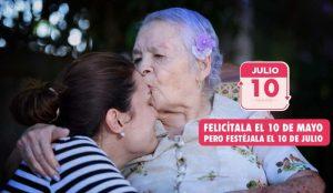 Día de las Madres sin COVID-19