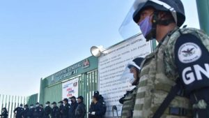 Guardia Nacional resguardará 41 hospitales COVID-19 en Edoméx