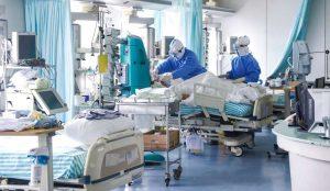 Hospitales COVID-19 de la CDMX están a 80 por ciento de su capacidad