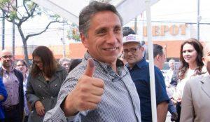 Manuel Negrete, alcalde de Coyoacán, da positivo a COVID-19