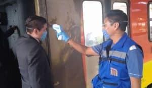 Metro de la CDMX reporta 135 casos de COVID-19 y dos defunciones