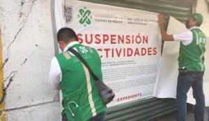 Sancionarán a empresas no esenciales de CDMX que reabran el 1 de junio