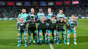 Ocho futbolistas del Club Santos Laguna dan positivo a COVID-19