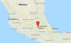 Sismo con epicentro en la Benito Juárez