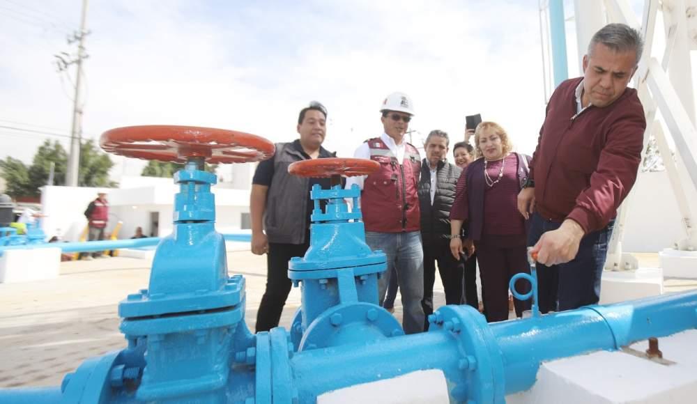 Ecatepec sufre nuevo recorte de agua