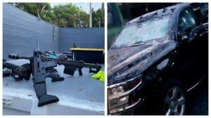 Omar García Harfuch culpa al Cartel Jalisco Nueva Generación de atentado