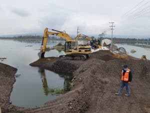 Sismo deja sin agua a 75 mil habitantes de Nezahualcóyotl e Iztapalapa