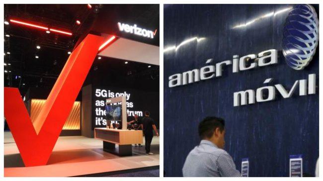 América Móvil y Verizon Media acuerdan alianza