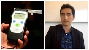 Científico mexicano diseña dispositivo para detectar COVID en el aliento