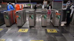 Este fin de semana cerrarán tres estaciones del metro de la CDMX