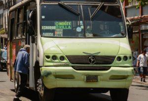 otorgarán seguridad social a los operadores del transporte público