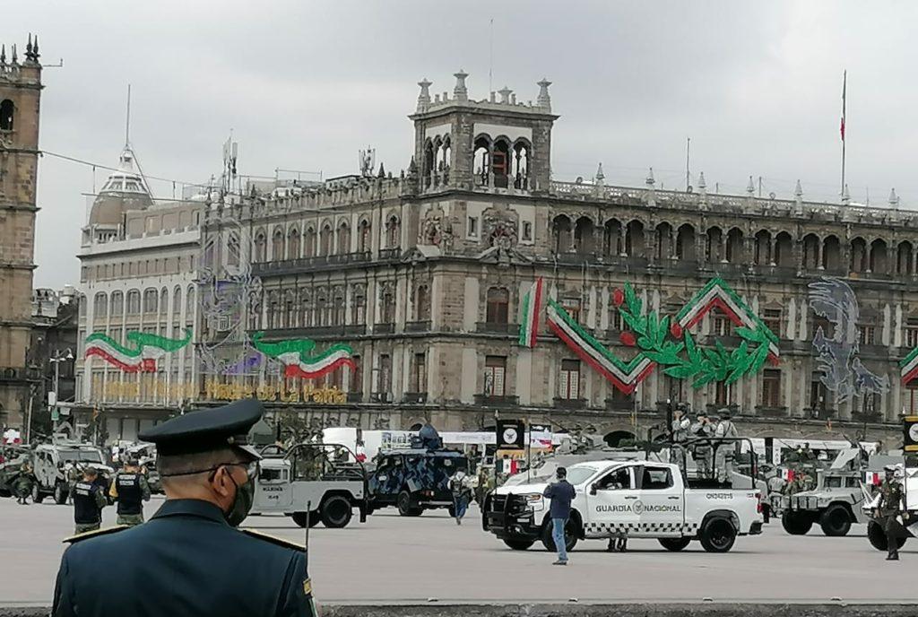 A pesar de que no se permitirá el acceso al público, aquí puedes ver la Transmisión del desfile militar del 16 de septiembre 2020