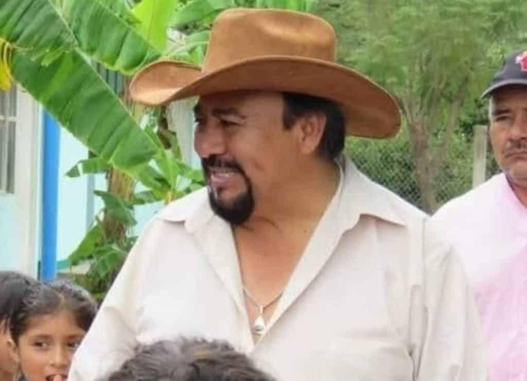 homicidio del activista Tomás Martínez Pinacho