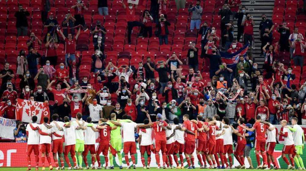 Bayern Munich gana la Supercopa de Europa