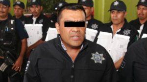 Carlos Gómez Arrieta ex titular de la Policía Federal Ministerial