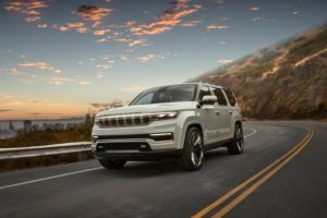 Jeep® Grand Wagoneer Concept
