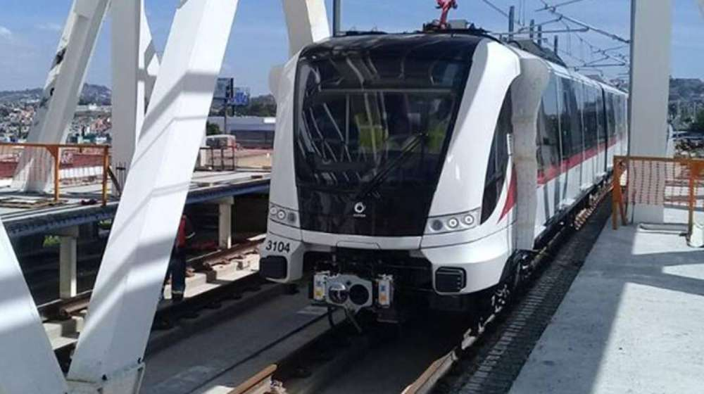 Línea 3 del Sistema del Tren Eléctrico Urbano en Jalisco