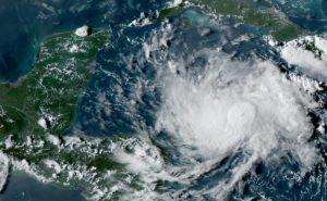 impacto del ciclón Nana