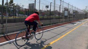 ciclovías en Ecatepec que conecten con la CDMX