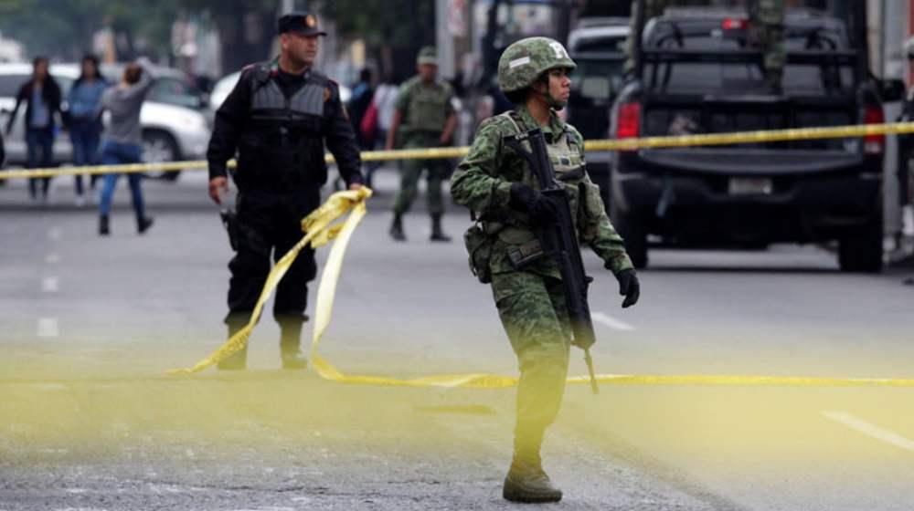 récords de inseguridad y violencia en México