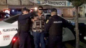 violador serial en la alcaldía Miguel Hidalgo