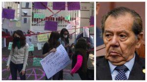 Acusan a Porfirio Muñoz Ledo de acoso sexual