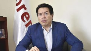 Mario Delgado presidente de Morena