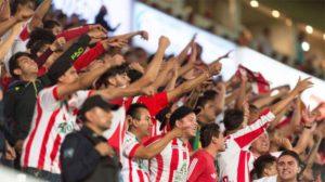 Regresa la afición a los estadios de la Liga MX