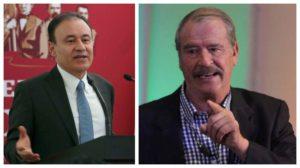 Vicente Fox arremete contra Alfonso Durazo