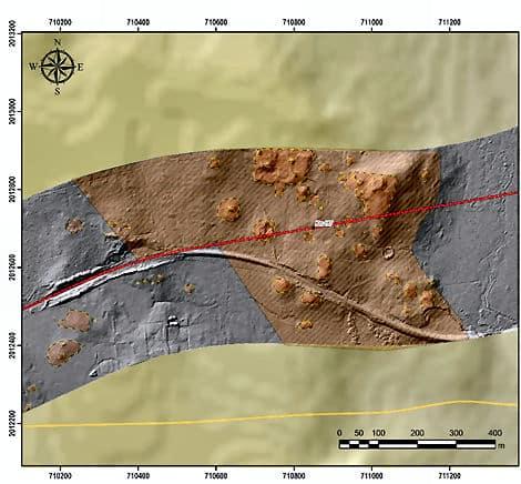 Encuentran vestigios arqueológicos en la ruta del Tren Maya
