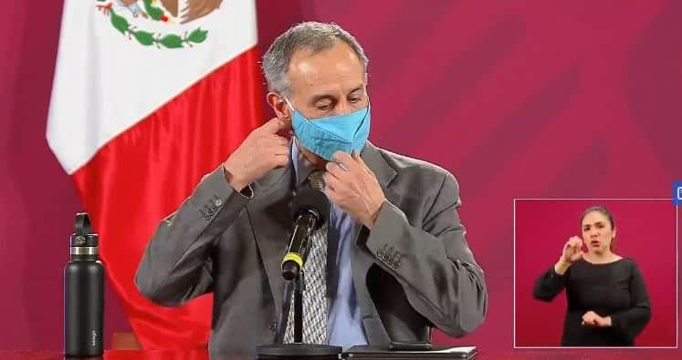 coronavirus en México al 7 de octubre