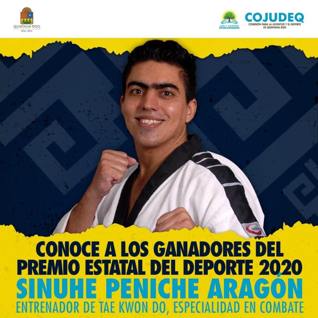 Conoce a los ganadores del Premio Estatal del Deporte 2020 - News Report MX