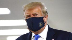 Trump, a cuarentena