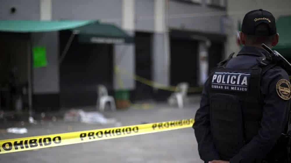 violento inicio de octubre en la CDMX