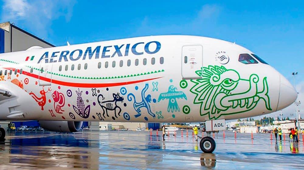Aeroméxico lanza vuelo de Ciudad de México a Chetumal