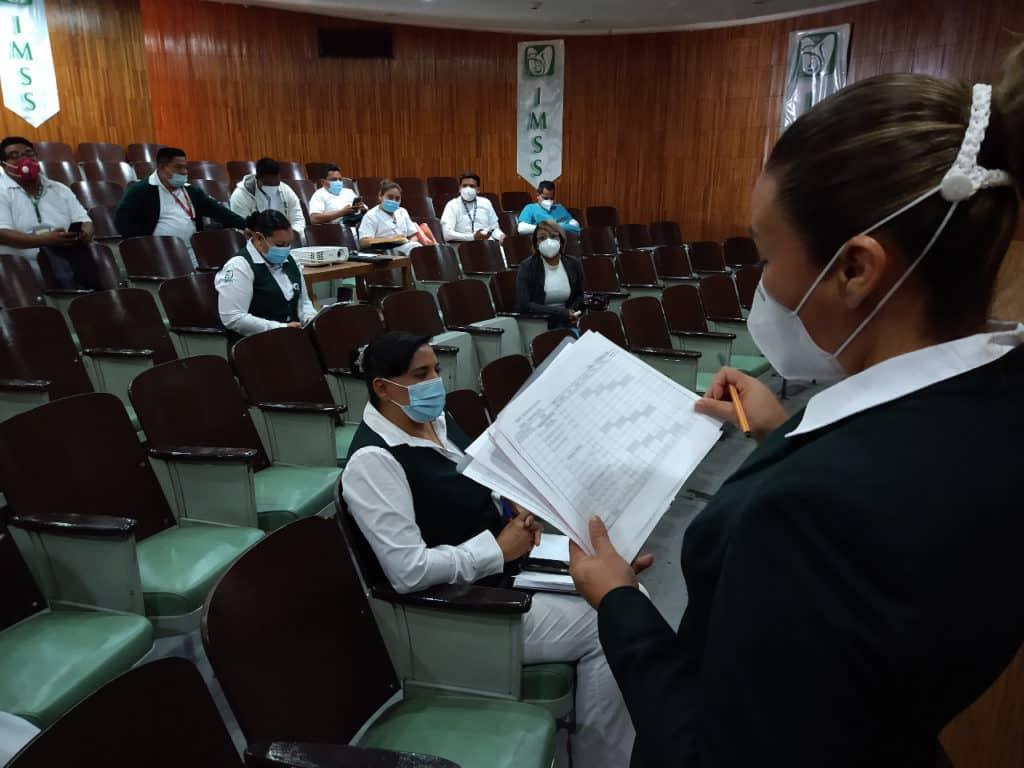 IMSS envía personal médico a Chihuahua